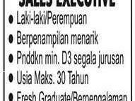 Lowongan Kerja Sales Executive di Nissan-Datsun Majapahit Semarang