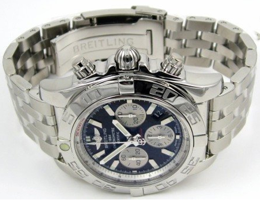 AAA Réplica De Relojes De Breitling Chronomat hombres acero inoxidable BRBRT1408 De http://www.replicas-relojes.es/!