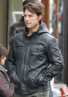 Gambar Jaket Tom Cruise