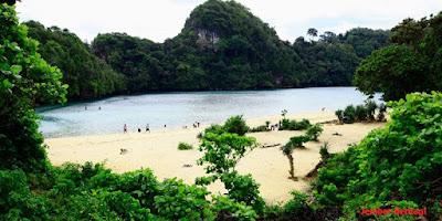pulau sempu ,keindahan yang tersembunyi