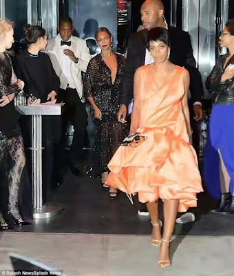 Jay Z and Solange elevator fight