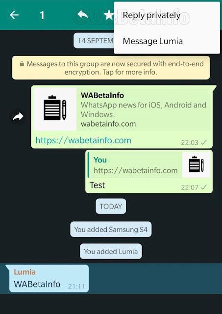Whatsapp Ozel Cevap Nedir