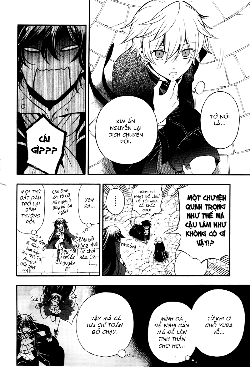Pandora Hearts chương 062 - retrace: lxii repose fixed trang 16