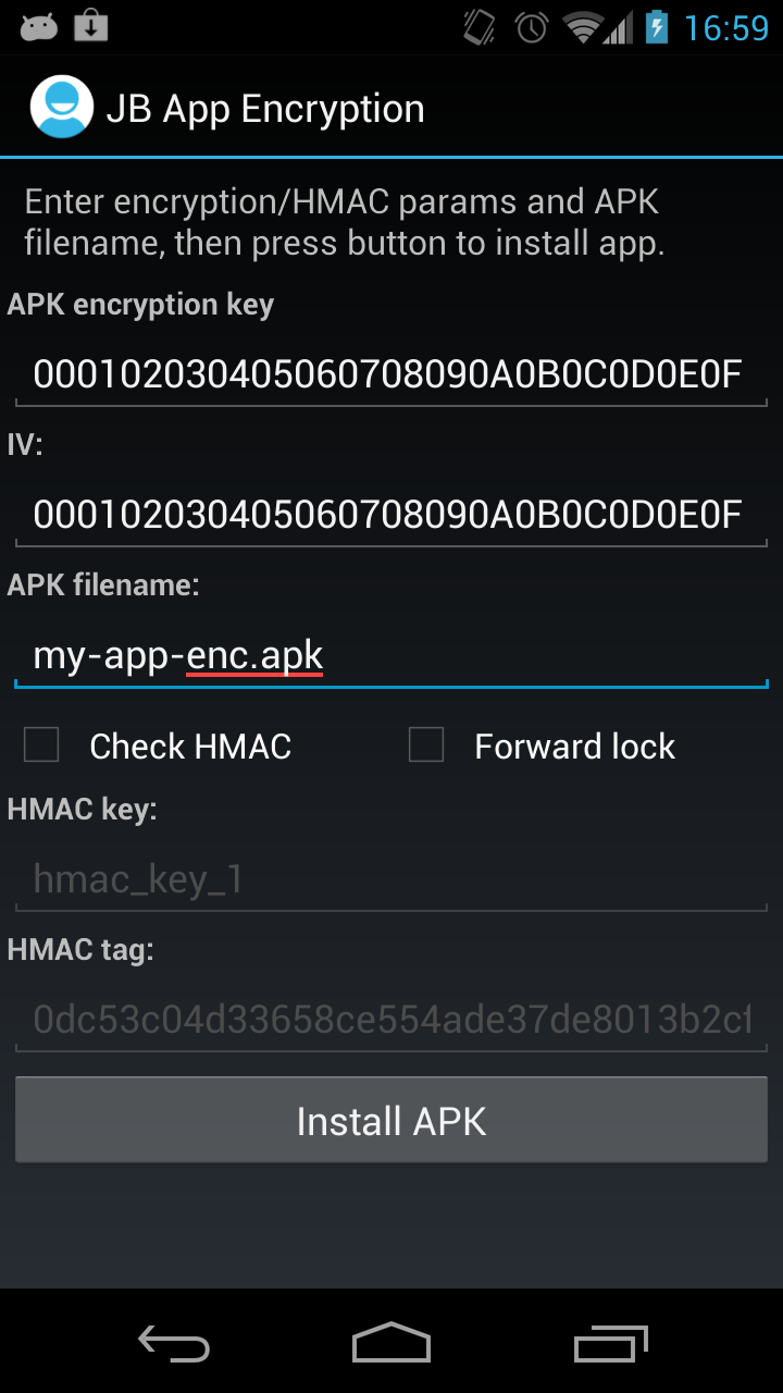 formal application letter format%0A The android content pm package has some more classes of interest  such as  MacAuthenticatedInputStream and ManifestDigest   but the actual APK  encryption and