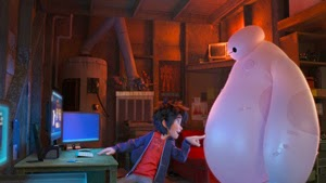 Fotograma de Big Hero 6