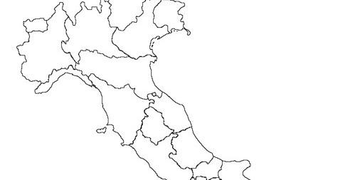 Cartina Muta Centro Italia.Diario Di Scuola Geografia Italia Cartina Muta