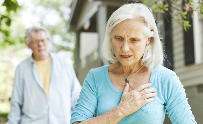 heart attack warning signs, female heart attack symptoms