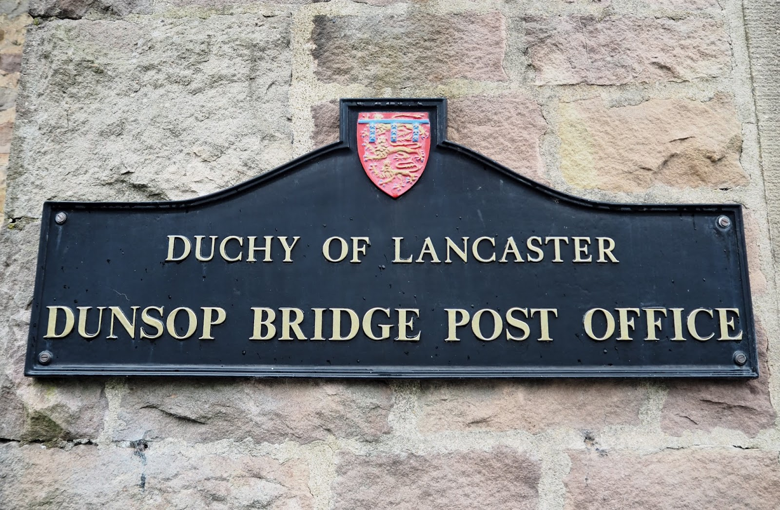 Dunsop Bridge post office