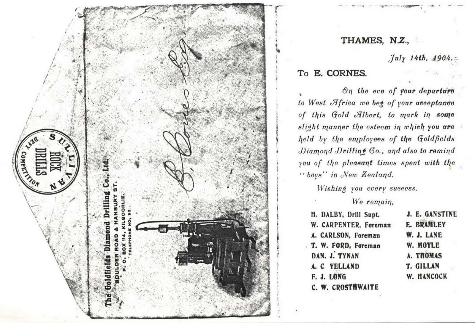 Thames NZ: Genealogy & History Resources: More Thames
