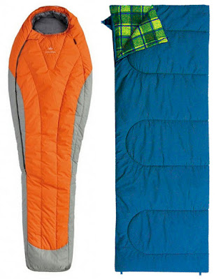 Что выбрать: спальник-кокон или спальник-одеяло?