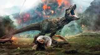 Jurassic World Fallen Kingdom, 2018. Recenzie.