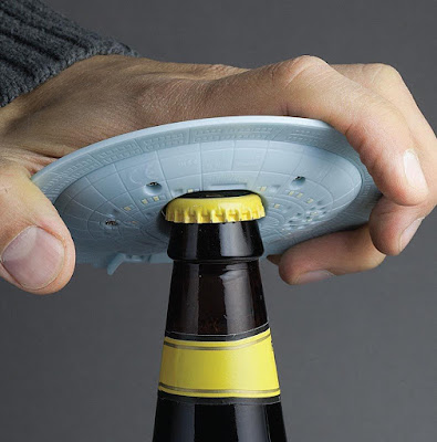 Star Trek Talking Bottle Opener