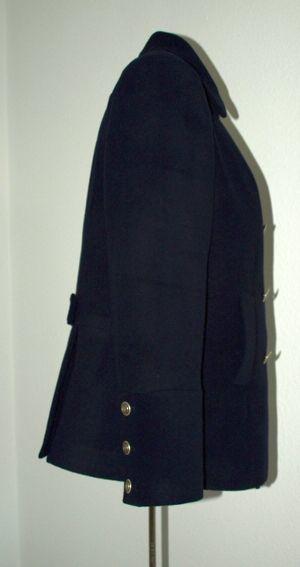 frieda-freude-eierkuchen: Cabanjacke Burda FashionLine-507A-DL