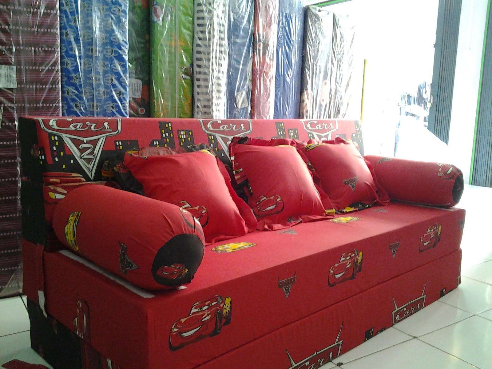 Harga Cover Sofa Bed Inoac Modern London Kartun Aneka Produk Foam