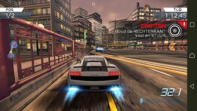 need for speed most wanted apk terbaru