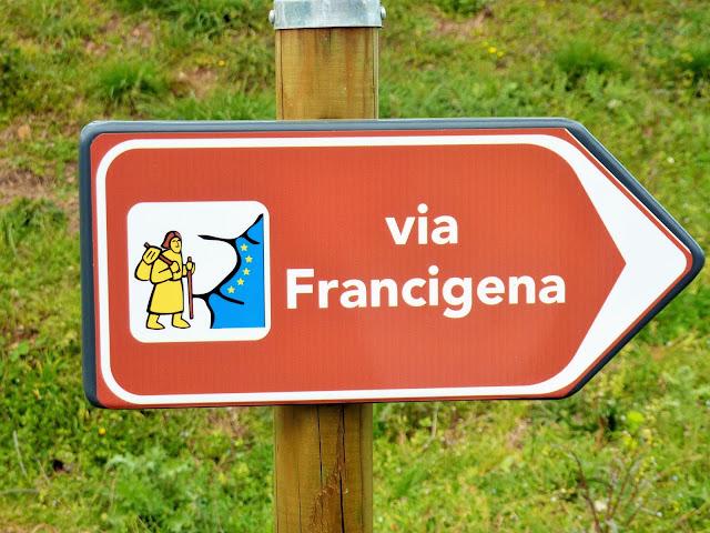 via francigena italiana