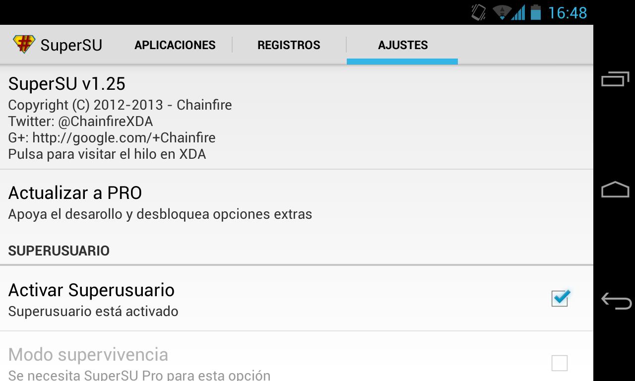 Tutorial] Rootea tu Nexus 4 fácilmente con Nexus Root