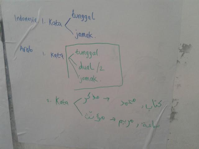 Belajar Bahasa Arab - Mufrad dan jamak mudzakkar saalim