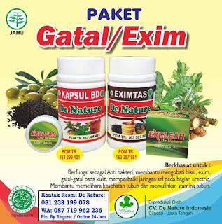 Obat Eksim Herbal Manjur Cepat Sembuh