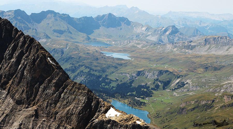 Monte Titilis, Suíça