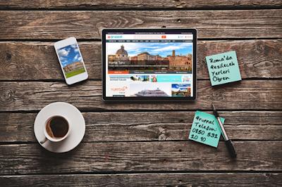 Türkiye'nin Lider Online Seyahat Platformu