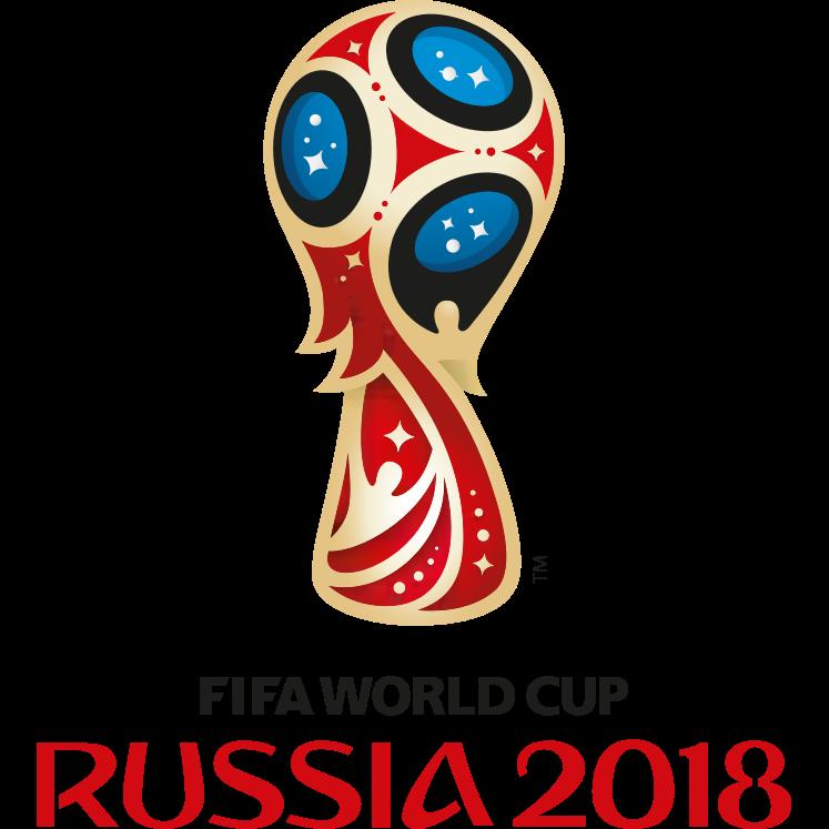 Logo Piala Dunia FIFA Tahun 2018 Rusia
