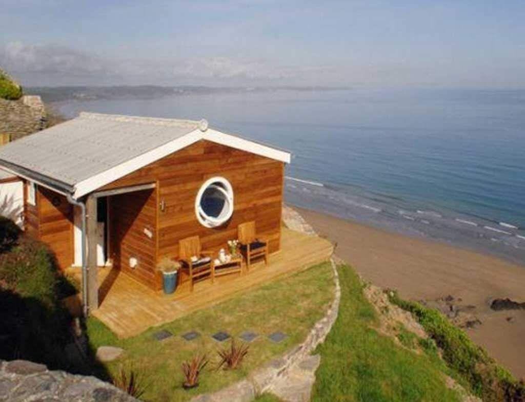 Kreasi Rumah Di Pinggir Pantai Idaman