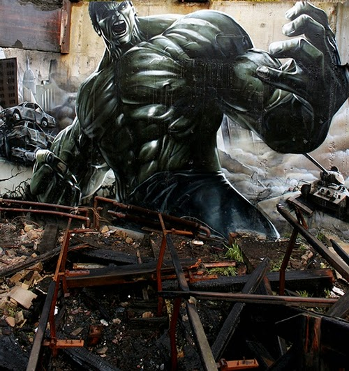 07-The-Incredible-Hulk-SmugOne-Graffiti-Artist-3D-www-designstack-co