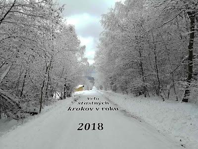 Radostný rok 2018!