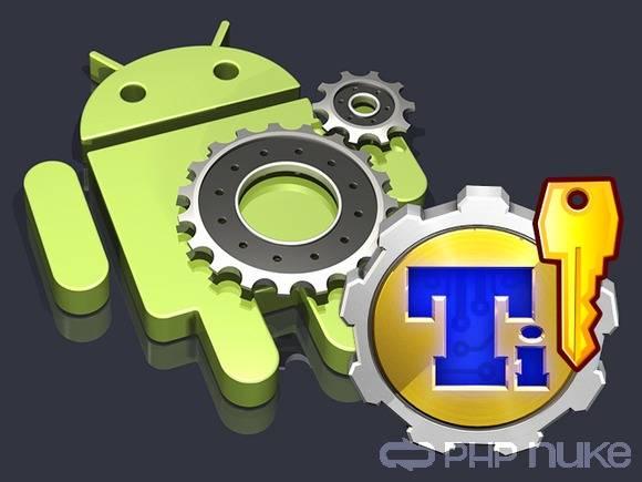 Cara Backup aplikasi dan data di Android menggunakan Titanium Backup