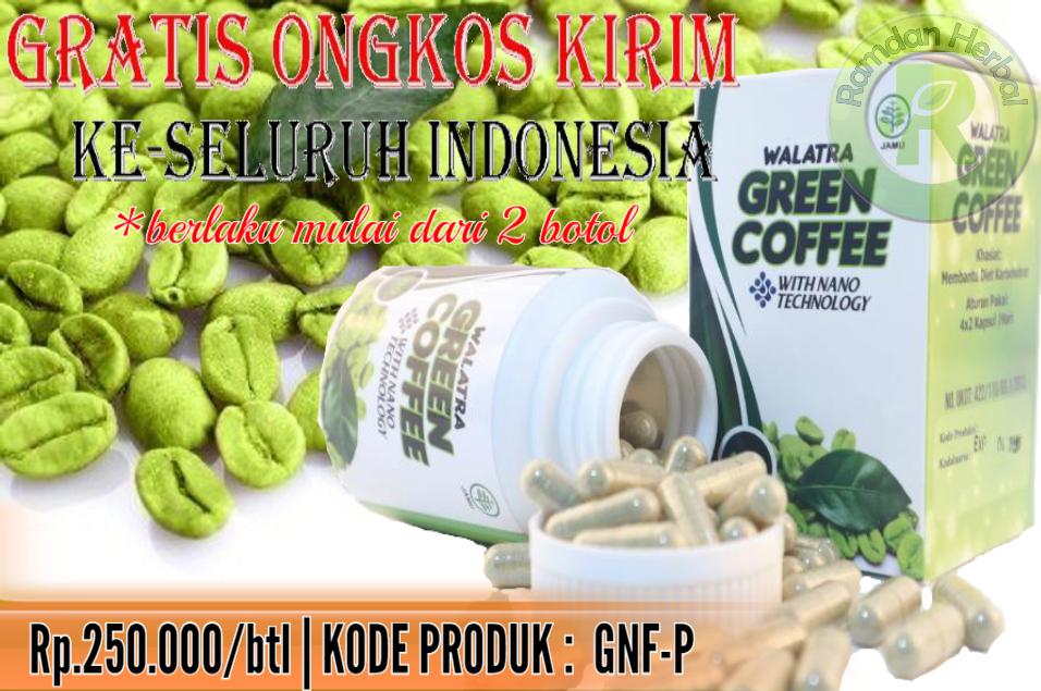 Manfaat Walatra Green Coffee