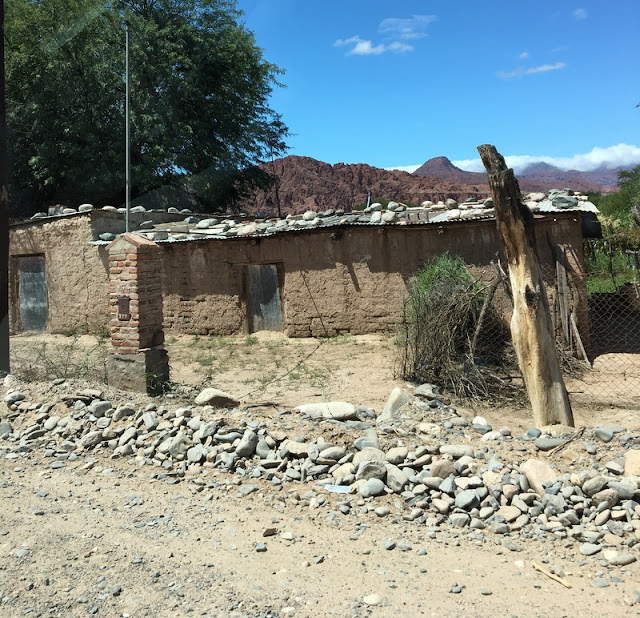 on Ruta 40, Argentina, near Cafayate