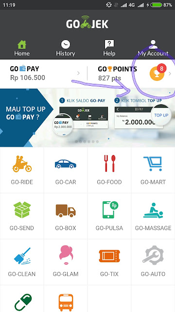 Go-Points Gojek