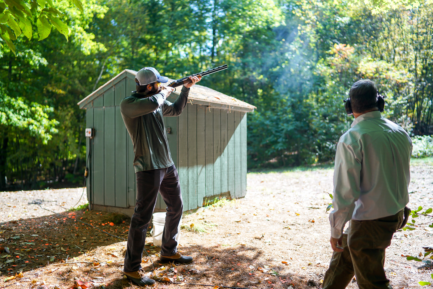 Orvis Shooting School