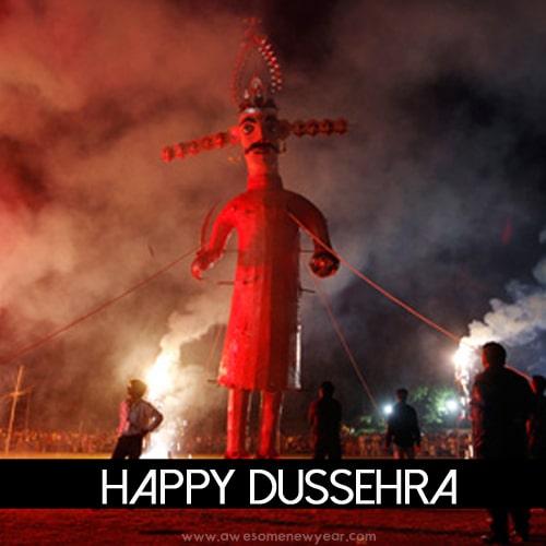 Dussehra 2018 Pictures