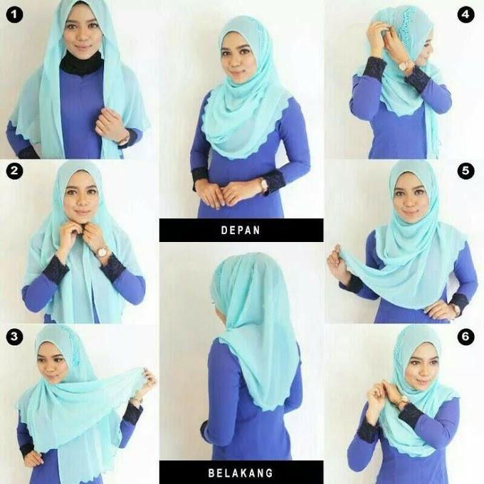 Tren Hijab Modern Untuk Aktifitas Sehari-hari