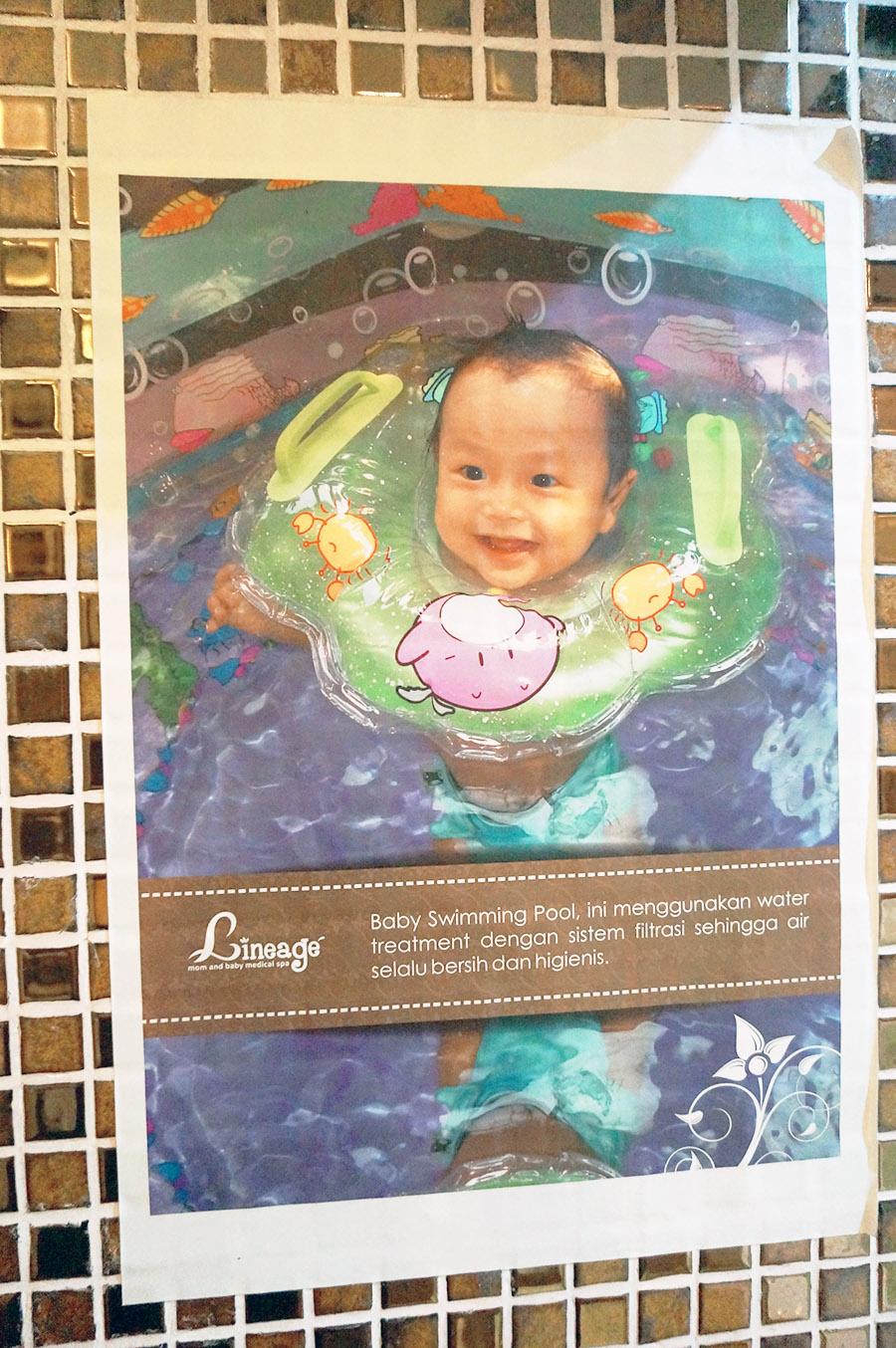 tempat untuk baby swim surabaya