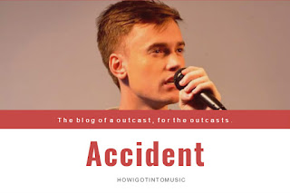 New Lyrics Accident by George Hentu