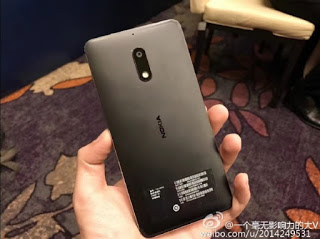 Nokia 6 Will Be Launched January19th Check Out Full Specifications,Features & Price