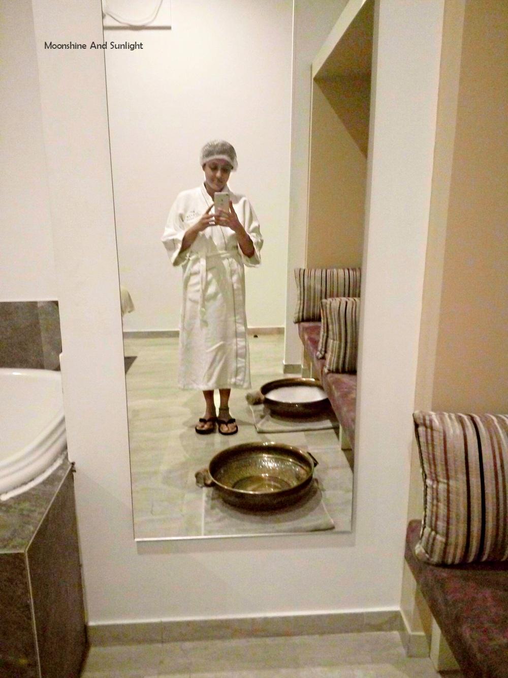 Spa La Vie By L'Occitane , Bangalore , Review