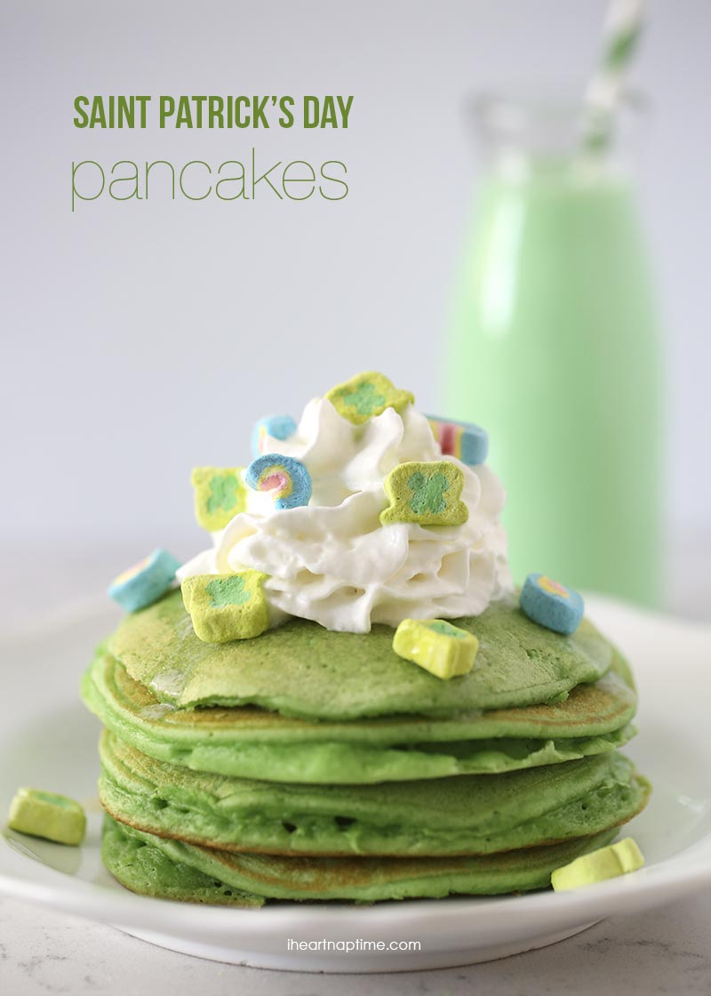 17 magically delicious recipes to make your St. Patrick's Day fantastic. From breakfast to dinner to dessert, fun and festive recipes your family will love!