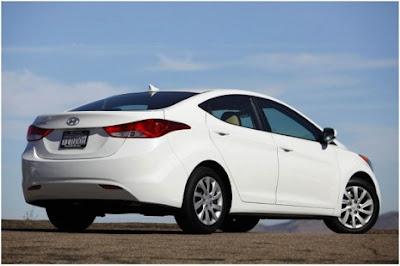 2012 Hyundai Elantra exterior