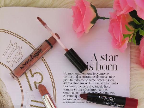 Lipstick vs Liquid Lipstick