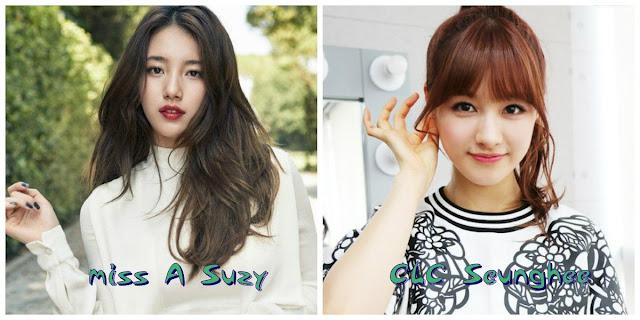 Aynı gün doğan idoller suzy seunghee