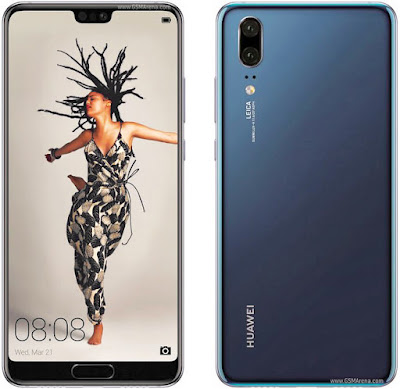 Huawei P20 Vs IPhone X