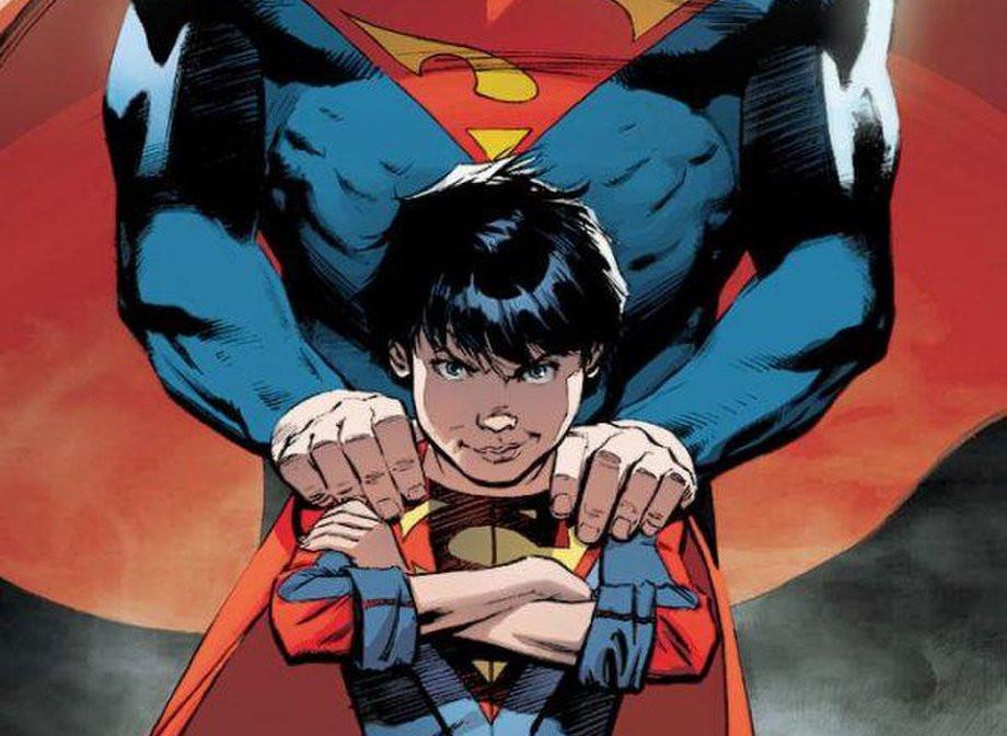 O Kryptonauta: CONHEÇA JON KENT, O FILHO DO SUPERMAN!
