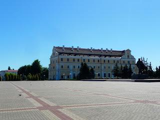 Пинск. Площадь Ленина