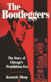 Books For Men Book Reviews! The Bootleggers by Kenneth Allsop