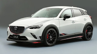 2018 Mazda CX-3: Changements, remaniement