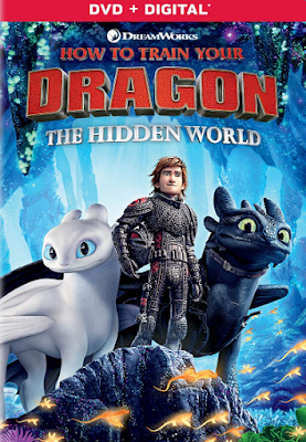 How To Train Your Dragon: The Hidden World [2019] [DVD R1] [Latino]